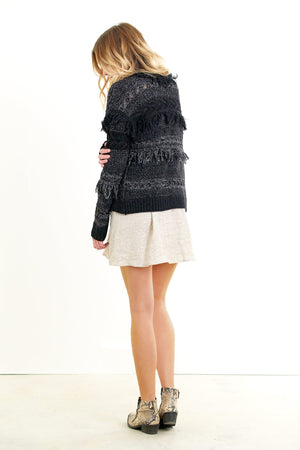 Free Spirit Sweater Black