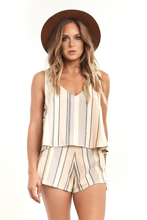 Bella Tank Stripe