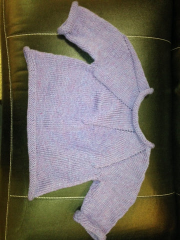 Top-Down Sweater Class