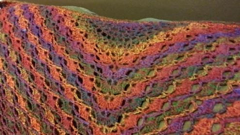 Intermediate Crochet - Shawl
