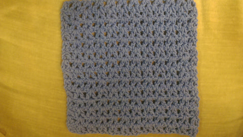Beginnning Crochet - Wash Cloth