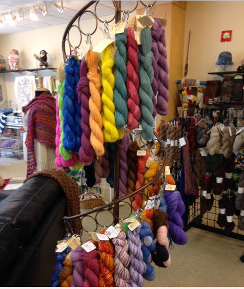 Yarn and Fiber From Ohio Farms