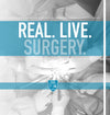 Live Surgery on your patients or ours.