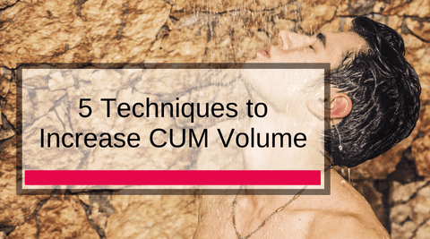 5 Techniques to Increase CUM Volume