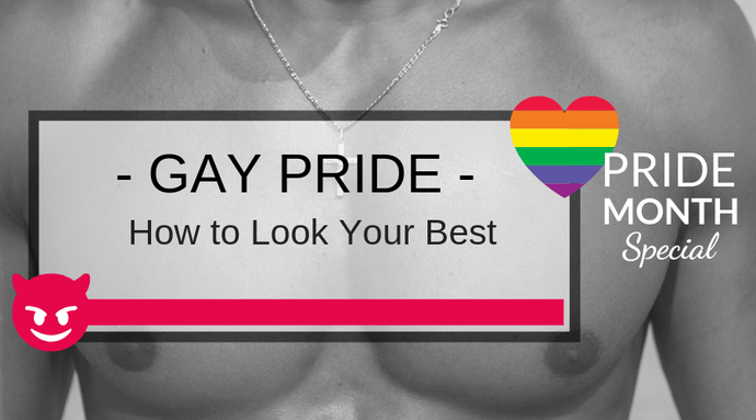 How to Look Your Best at Pride