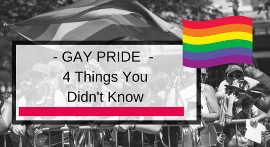 4 Facts You Didn't Know About Gay Pride