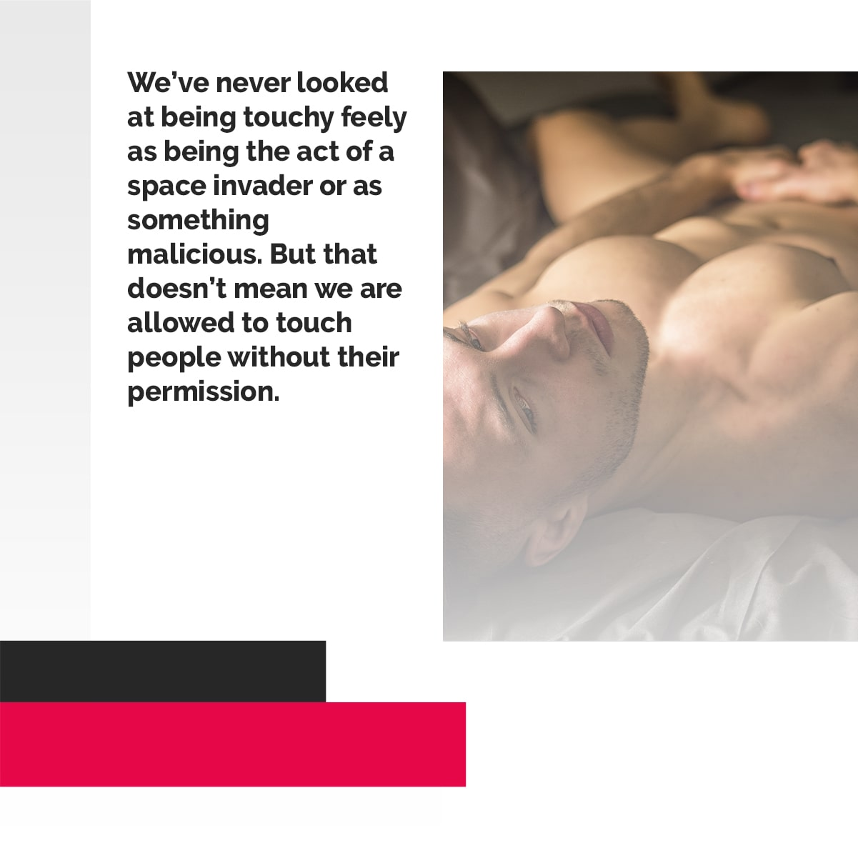 Consent & Touching