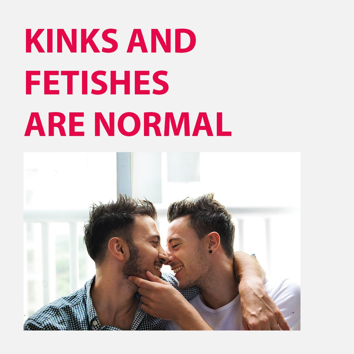 Kinks and fetishes