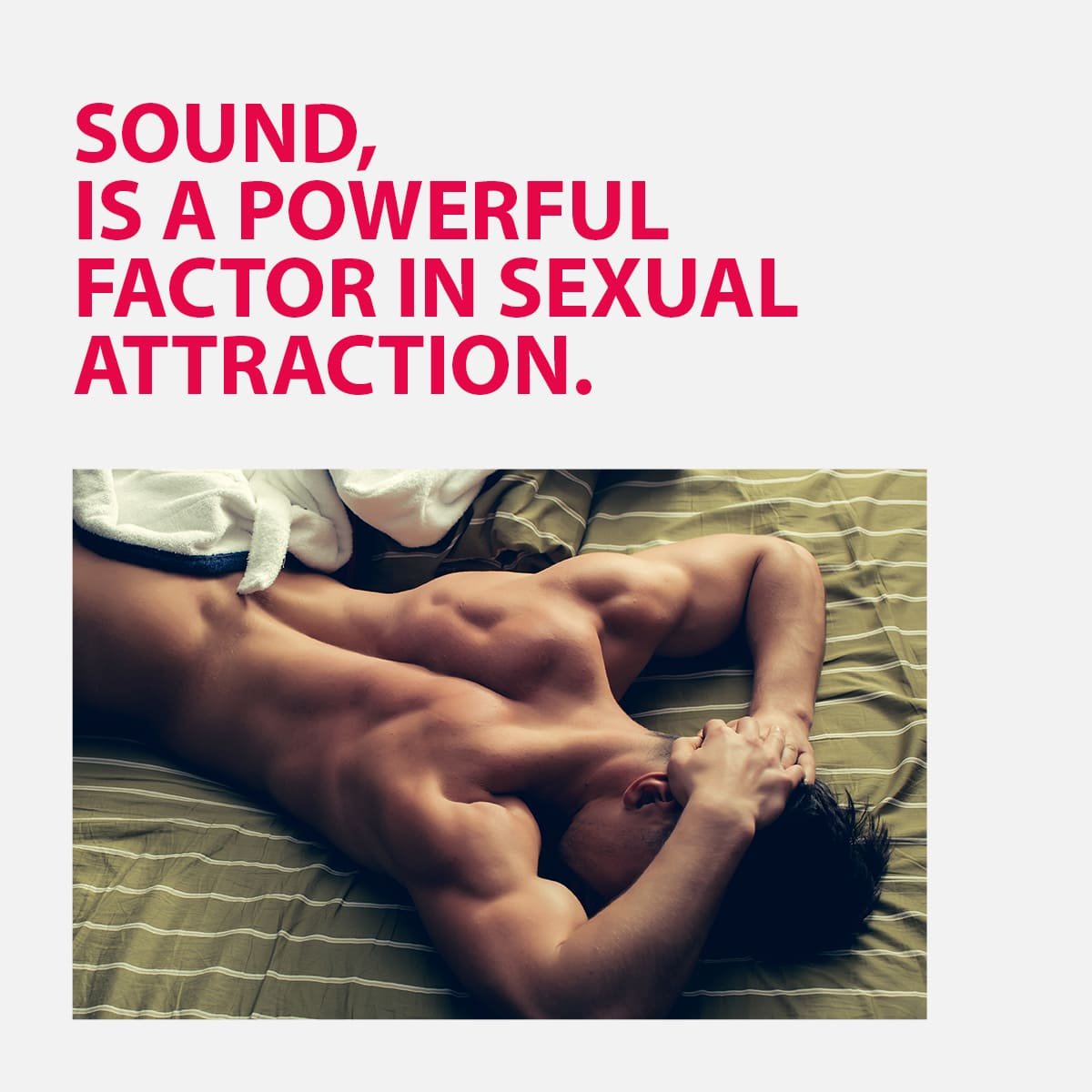 sound Can Make You Turned On