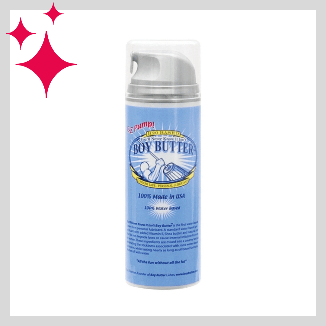 Boy Butter Easy Pump - H2O