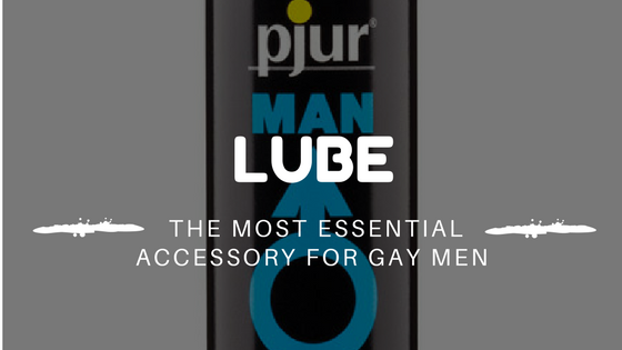 lube for anal sex