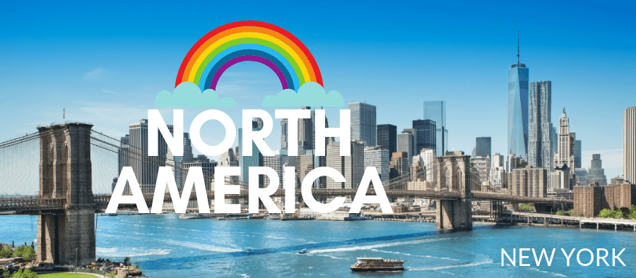Gay Pride North America