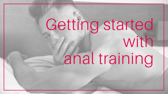 anal training and stretching