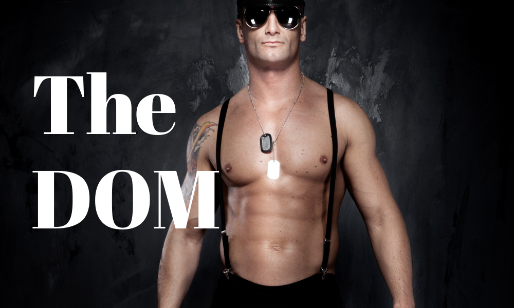 The Dom - Sex Toy Gift Guide