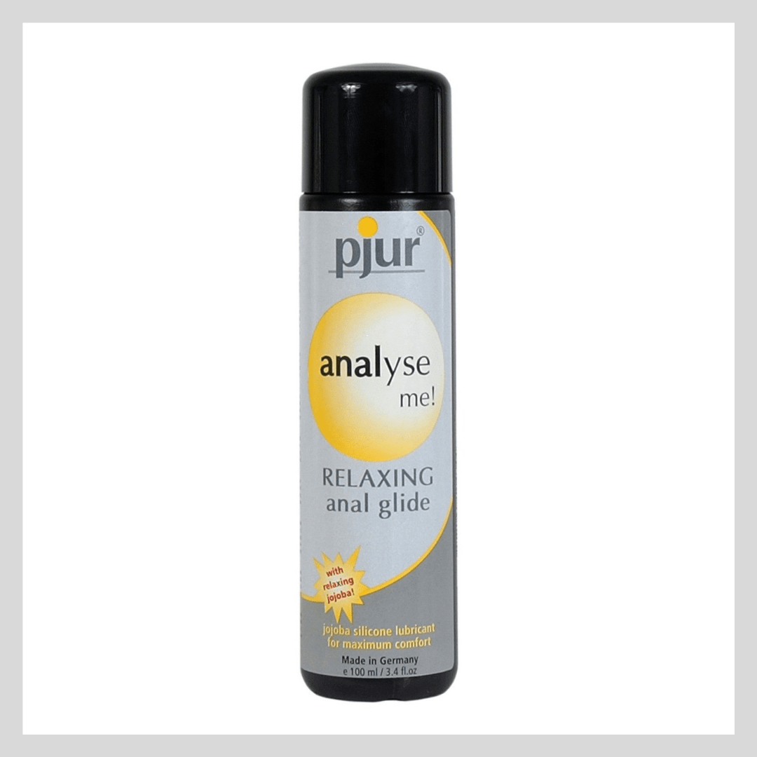 Pjur Analyze Me! Relaxing Anal Glide Silicone - 100 ml