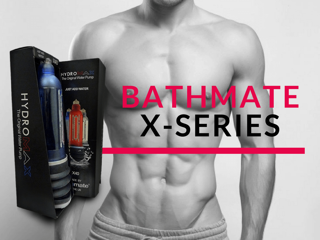 bathmate x-series
