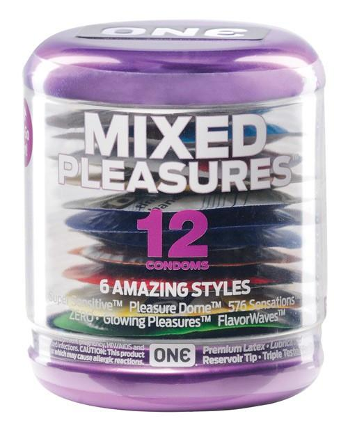 https://adamstoybox.com/collections/condoms/products/one-mixed-pleasures-condoms-jar-of-12