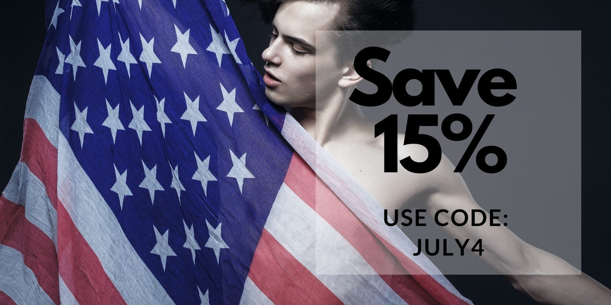 gay sex toy sale - 4th July