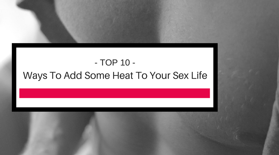 add heat to your gay sex life