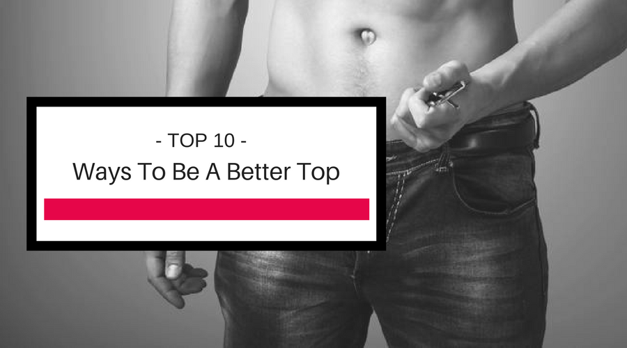 top 10 ways to be a better top