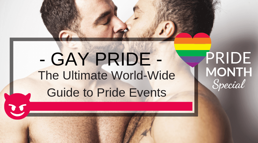 Gay Pride Guide
