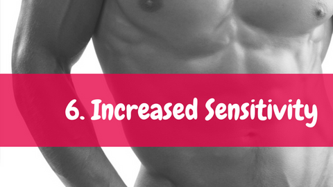 increased penis sensitivity - penis pumps