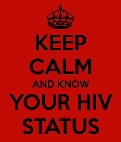 know your status