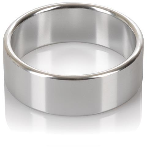 Alloy Metallic Cock Ring - Gay Men's Sex Toys - Adam's Toy Box