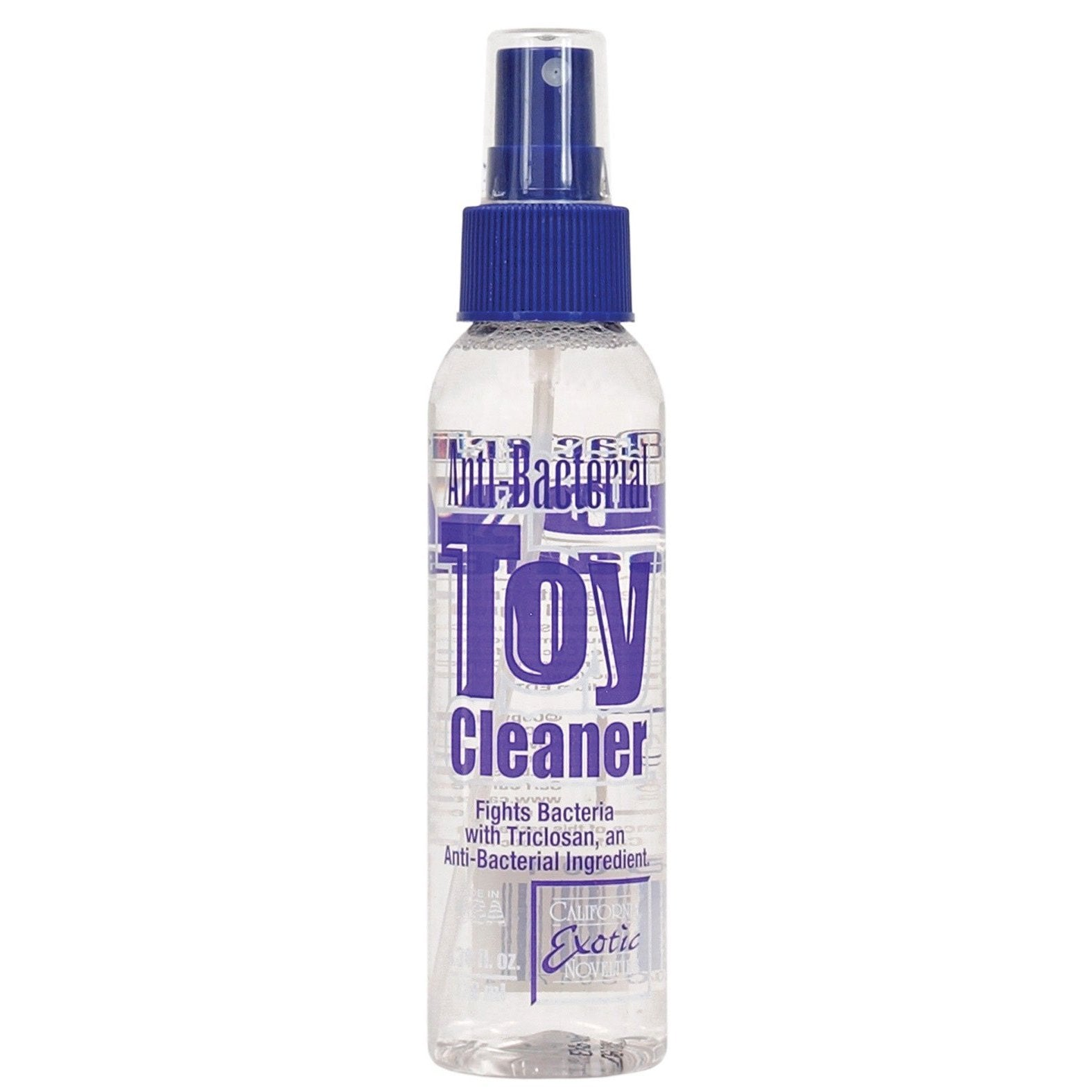 Anti-Bacterial Toy Cleaner - Gay Men's Sex Toys - Adam's Toy Box