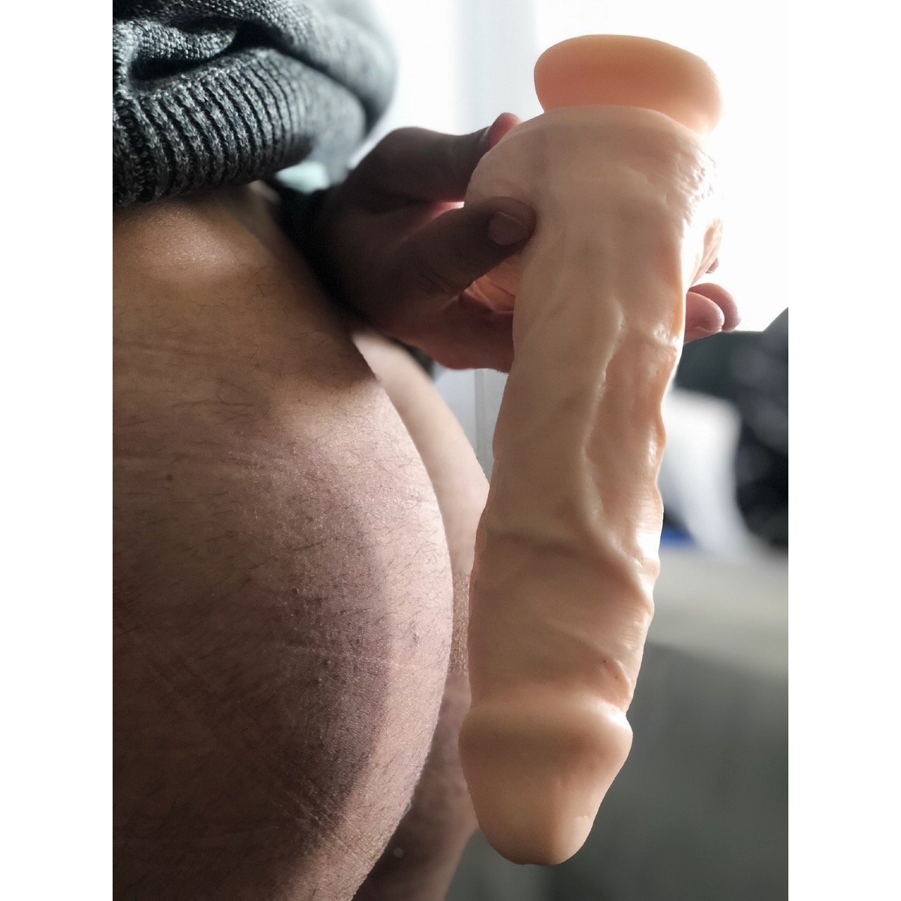 Average Joe - Andy the Mechanic Dildo - Gay Men's Sex Toys - Adam's Toy Box