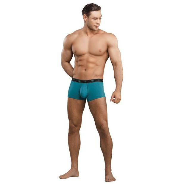 Bamboo Low Rise Pouch Enhancer Boxer Brief - Gay Men's Sex Toys - Adam's Toy Box