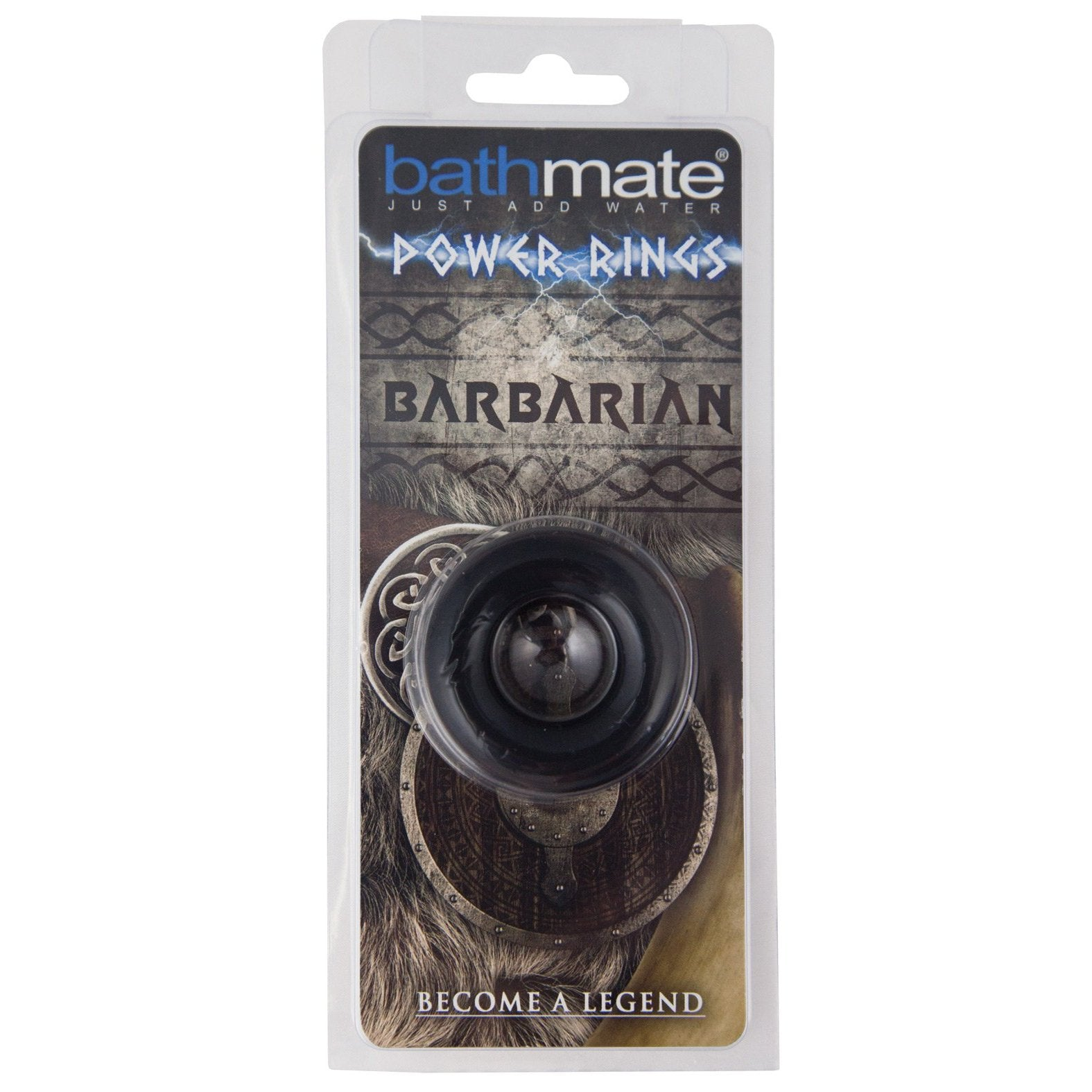 Bathmate Barbarian Cock Ring - Gay Men's Sex Toys - Adam's Toy Box