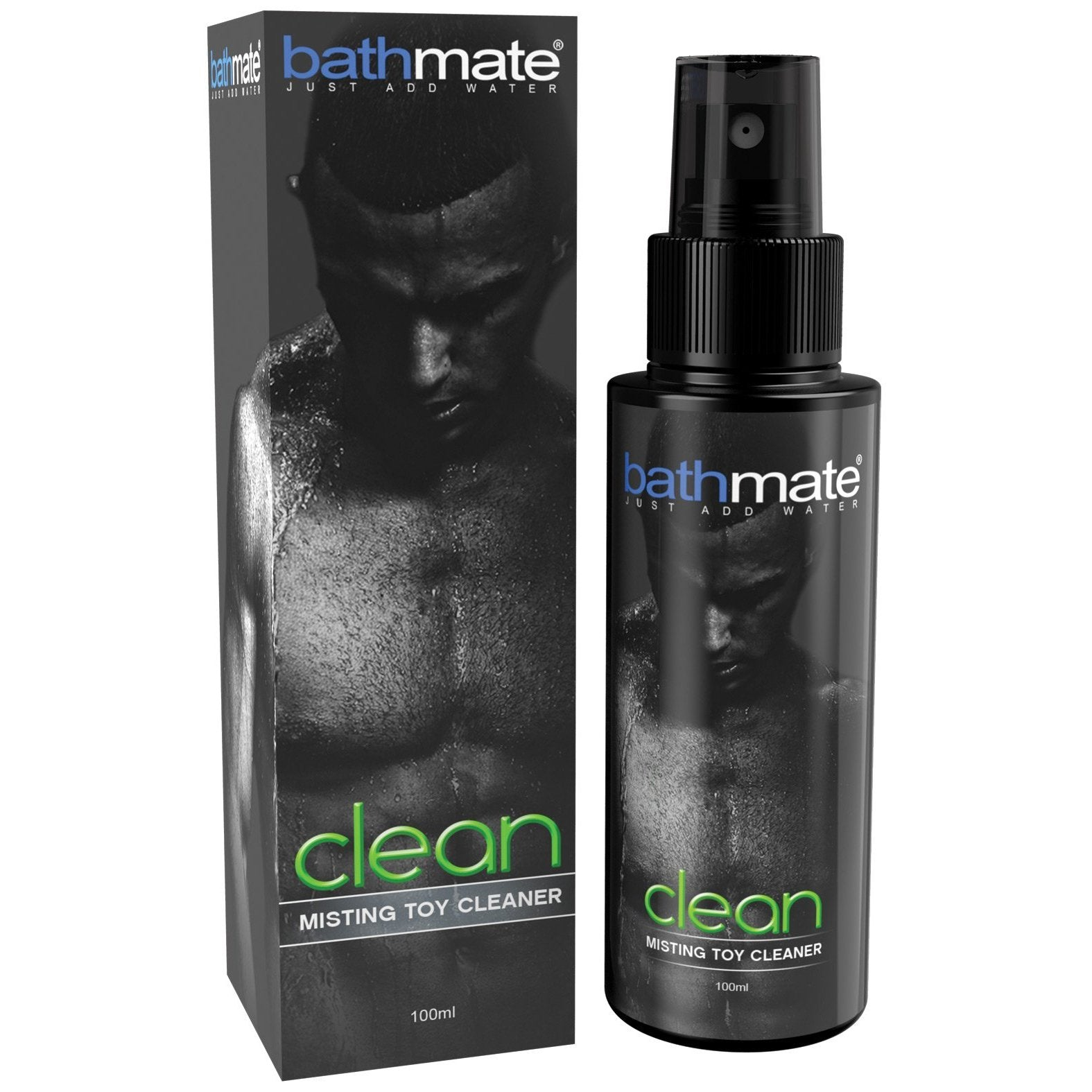 Bathmate Clean Misting Toy Cleaner - Gay Men's Sex Toys - Adam's Toy Box
