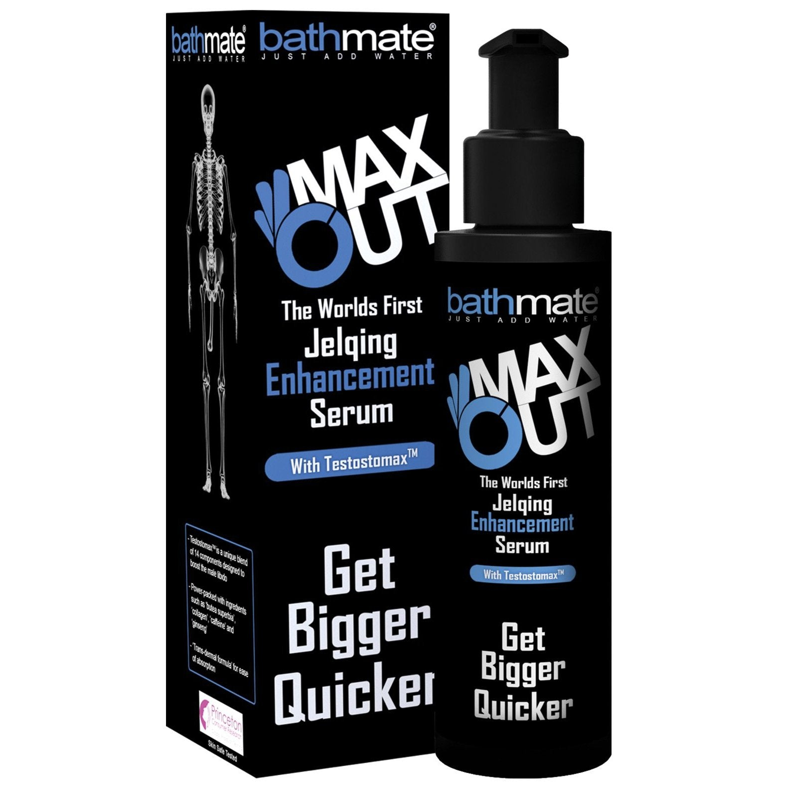 Bathmate Max Out Jelging Enhancement Serum - Gay Men's Sex Toys - Adam's Toy Box