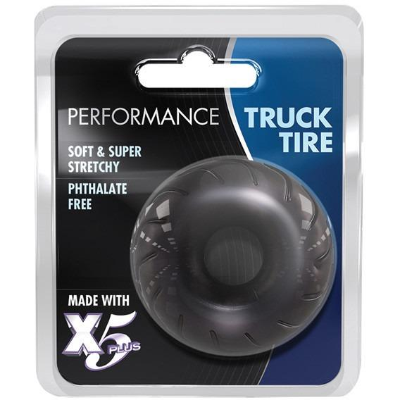Blush Performance Truck Tire Cock Ring - Gay Men's Sex Toys - Adam's Toy Box