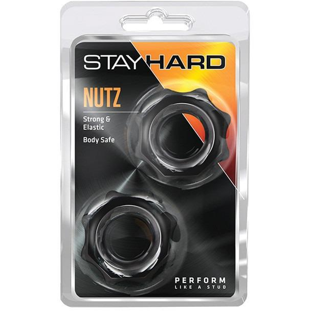 Blush Stay Hard Nutz - Gay Men's Sex Toys - Adam's Toy Box