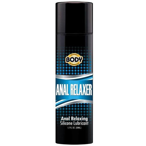 Body Action Anal Relaxer - Gay Men's Sex Toys - Adam's Toy Box