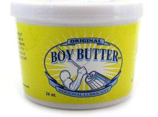 Boy Butter Original - Gay Men's Sex Toys - Adam's Toy Box
