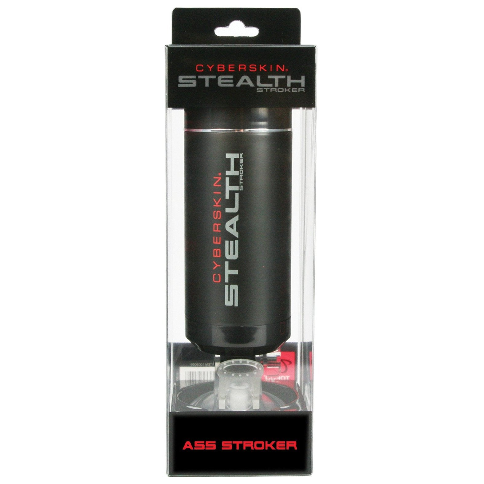 CyberSkin Stealth Anal Stroker - Gay Men's Sex Toys - Adam's Toy Box