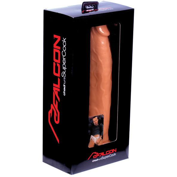 Falcon Chad Hunt Supercock - Gay Men's Sex Toys - Adam's Toy Box