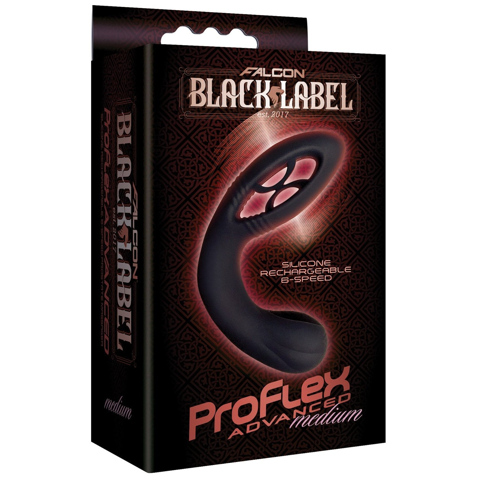 Falcon ProFlex Advanced Rechargeable Prostate Plug - Gay Men's Sex Toys - Adam's Toy Box