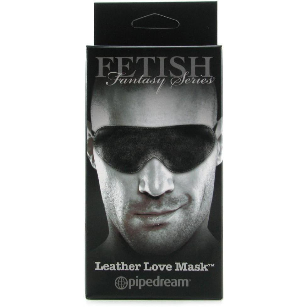 Fetish Fantasy Limited Edition Love Mask-Adam's Toy Box