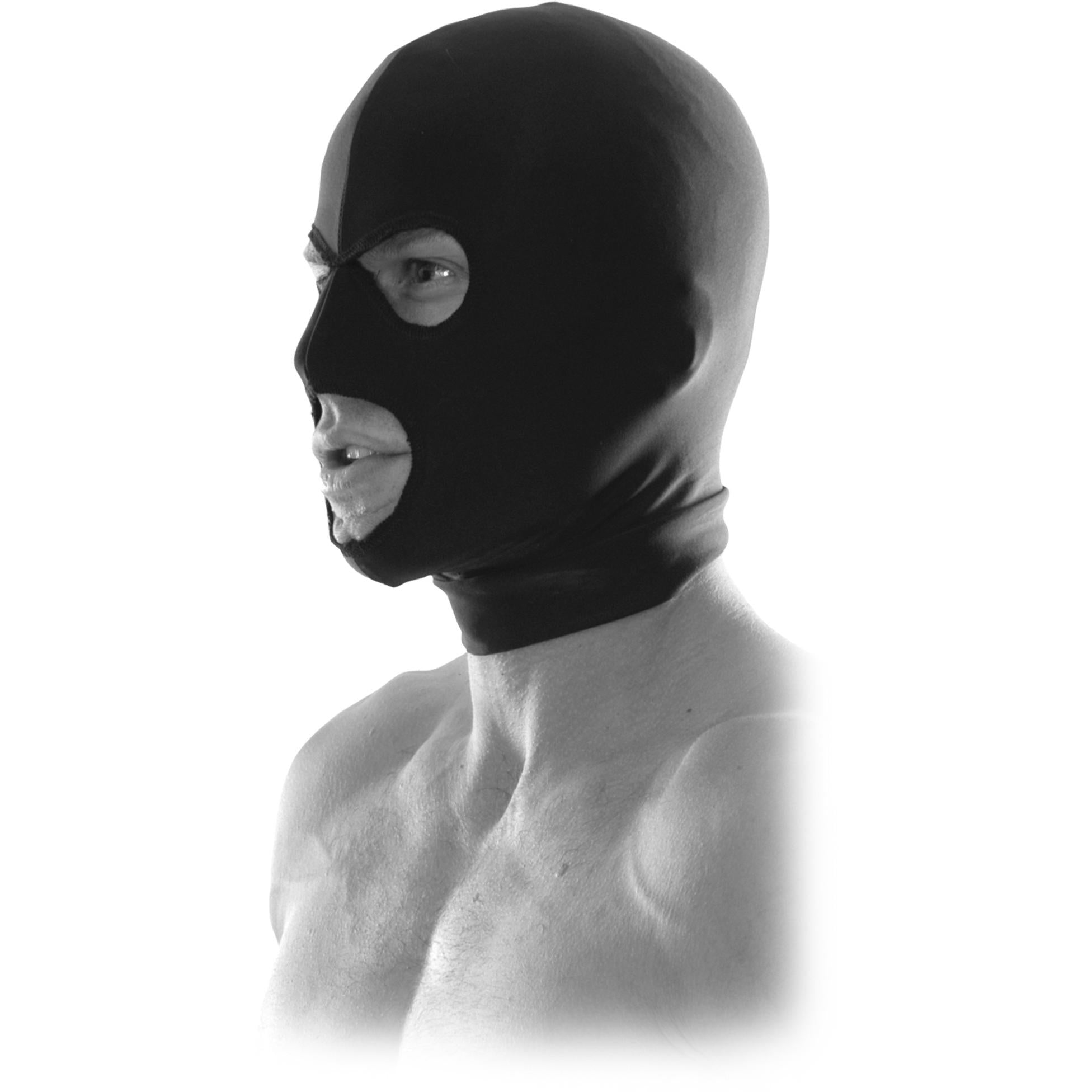 Fetish Fantasy Limited Edition Spandex Hood - Gay Men's Sex Toys - Adam's Toy Box