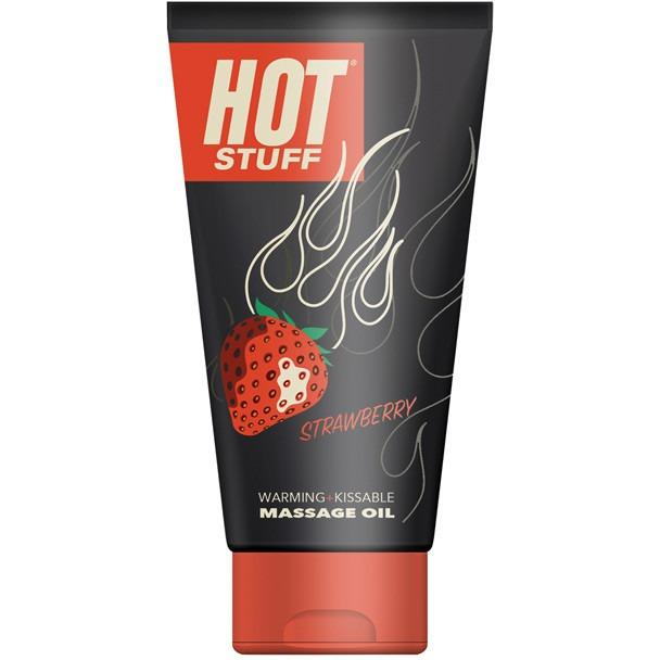 Hot Stuff Oil - Gay Men's Sex Toys - Adam's Toy Box