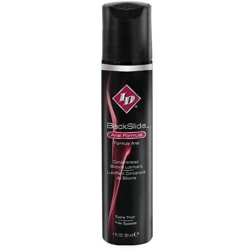 ID Backslide Anal Lubricant - Gay Men's Sex Toys - Adam's Toy Box