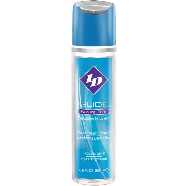 ID Glide Water Based Lubricant - Gay Men's Sex Toys - Adam's Toy Box