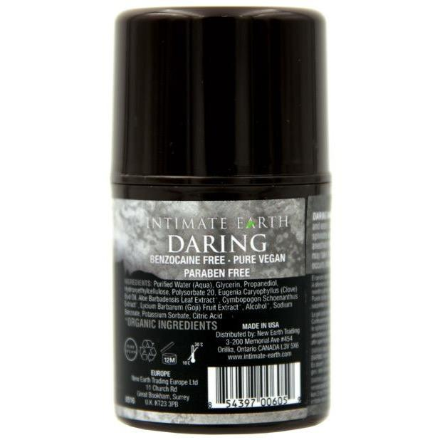 Intimate Earth Daring Anal Spray for Men-Adam's Toy Box