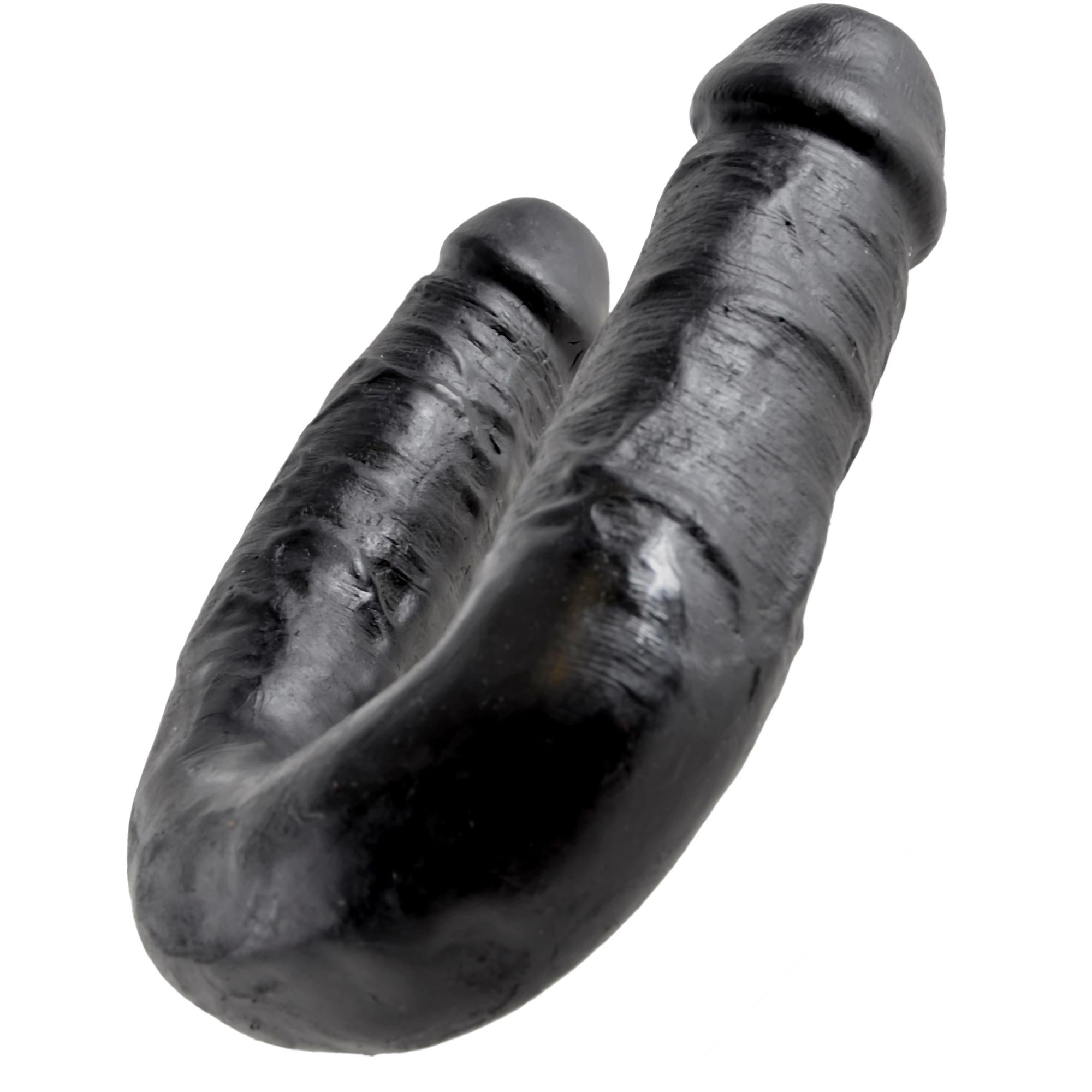 King Cock Medium Double Trouble - Double Ended Dildo - Gay Men's Sex Toys - Adam's Toy Box