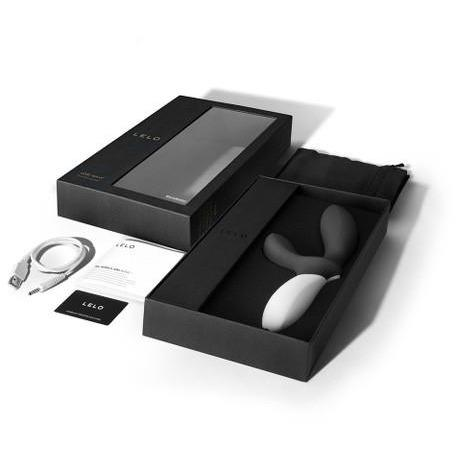 LELO Loki Wave Prostate Vibrator-Adam's Toy Box