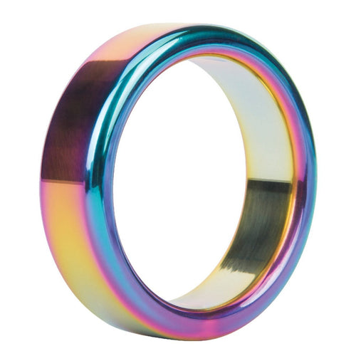 Malesation Nickel Free Stainless Steel Rainbow - Gay Men's Sex Toys - Adam's Toy Box